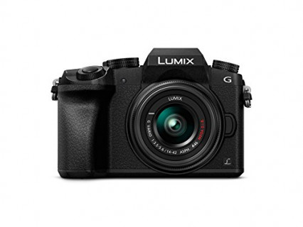 Le Panasonic Lumix DMC-G7, qui a tout d'un grand