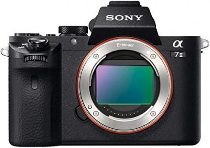 L'hybride full frame de Sony, l'Alpha 7 II