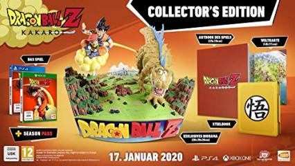 Dragon Ball Z Kakarot, le jeu PS4, PC et Xbox One