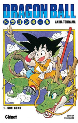 Dragon Ball tome 1 : Sangoku