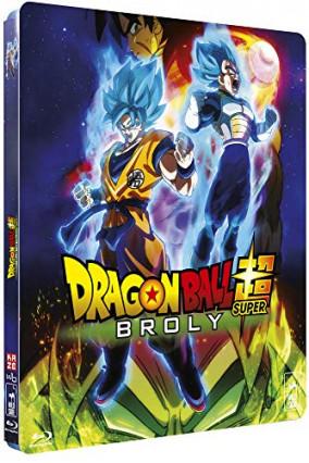 Dragon Ball Super : Broly, le film en DVD et blu-ray