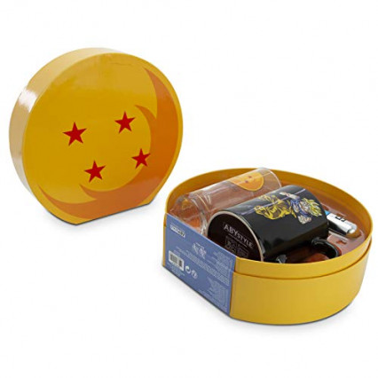 Le coffret cadeau Dragon Ball par ABYstyle