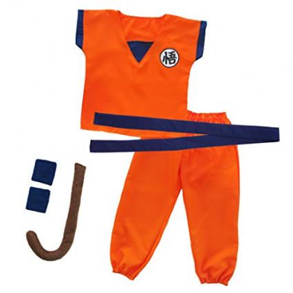 Le déguisement pour enfant de Sangoku petit
