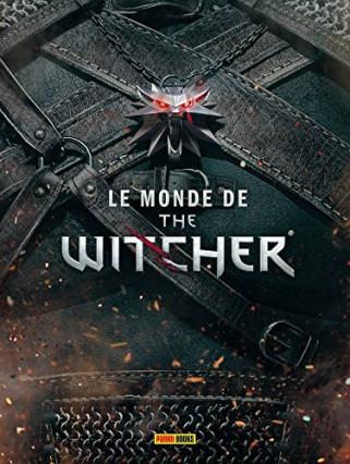 Le Monde de The Witcher, chez Panini Comics