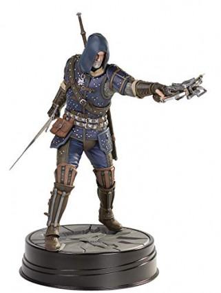 La statuette de Geralt de Riv par Dark Horse