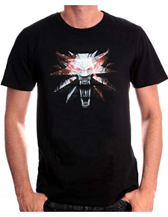 Le t-shirt The Witcher