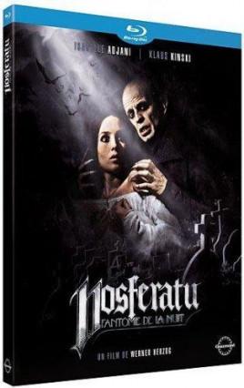 Nosferatu de Werner Herzog, avec Isabelle Adjani et Klaus Kinski