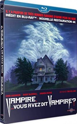 Le film Vampire,... vous avez dit vampire ? en blu-ray