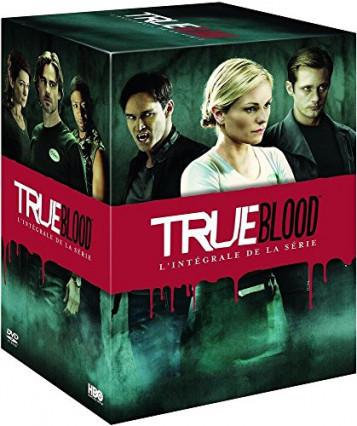 L'intégrale de la série True Blood, adaptée des livres de Charlaine Harris