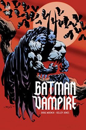 Le comics Batman Vampire de Doug Moench et Kelley Jones