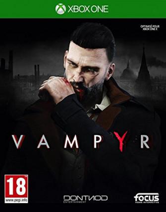 Vampyr, le jeu vidéo de Dontnod et Focus