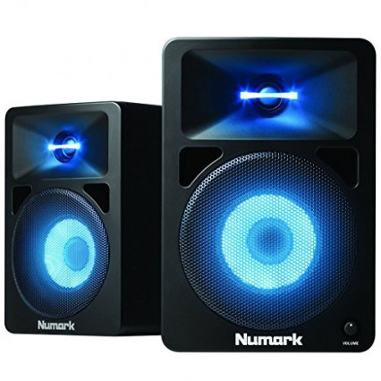 Le duo de monitors Numark N-Wave 580L