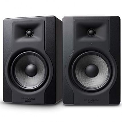La paire de monitors M-Audio BX8 D3
