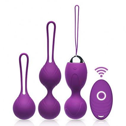 Les Kegell Balls en silicone Acvioo