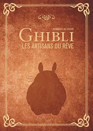 Un livre hommage au Studio Ghibli