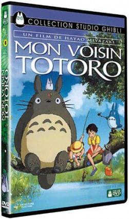 Le Blu-ray de Mon voisin Totoro