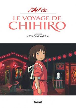 L'art book du voyage de Chihiro