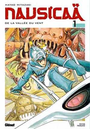 Nausicaä, la BD de Hayao Miyazaki