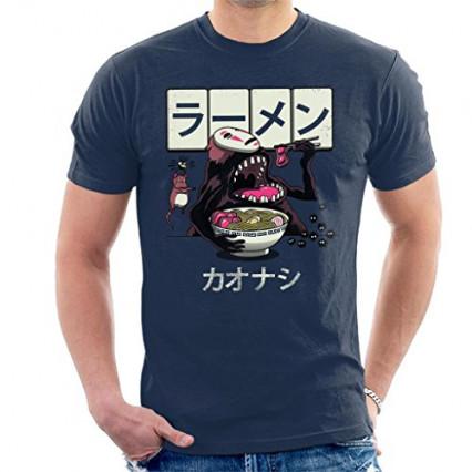 Le tee-shirt Le Voyage de Chihiro