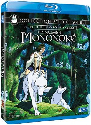Le Blu-Ray de Princesse Mononoké