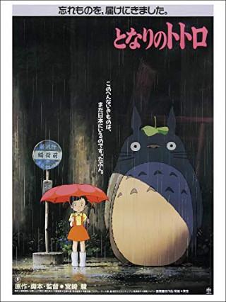 Le poster Totoro