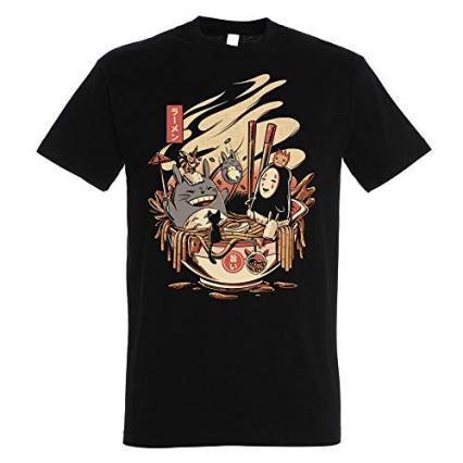 Le tee-shirt Studio Ghibli