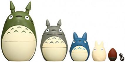 Les poupées russes Totoro