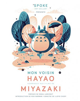 Mon voisin Hayao, hommages aux films de Miyazaki