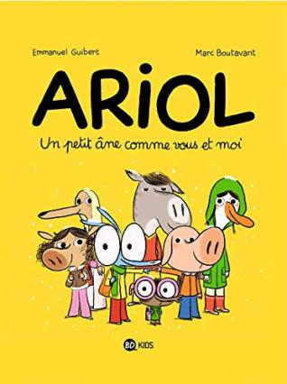 Ariol d'Emmanuel Guibert