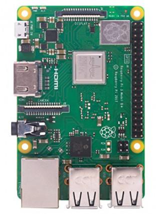 Un Raspberry Pi 3, afin d'installer le logiciel de la console