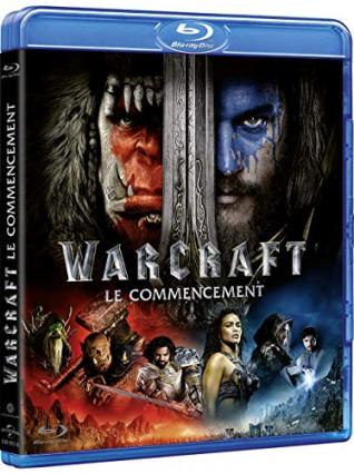 Le blu-ray du film Warcraft : Le Commencement