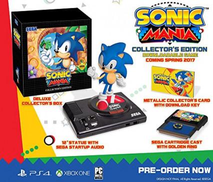 Le jeu Sonic Mania Plus, le dernier bon Sonic classique