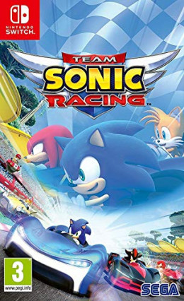 Le jeu de course Team Sonic Racing