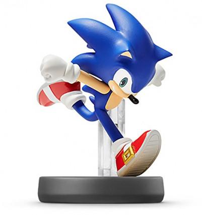 L'amiibo Sonic de Nintendo