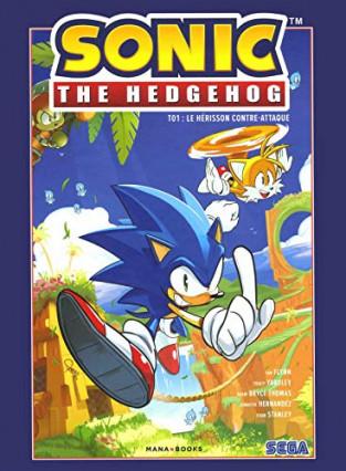 Sonic T01 Le hérisson contre-attaque