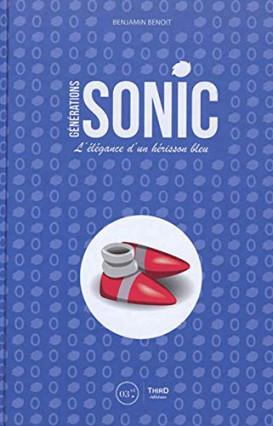 Générations Sonic: L'élégance d'un hérisson bleu de Benjamin Benoît