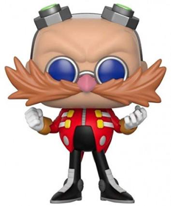 La figurine Pop de Dr Robotnik par Funko