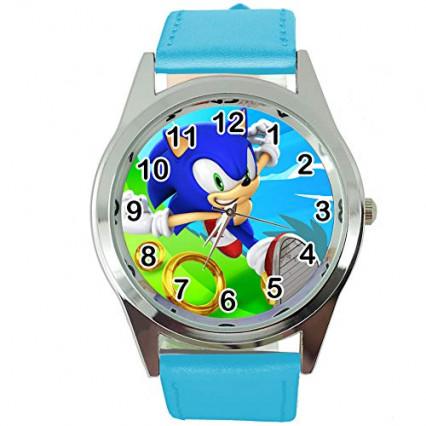 La montre à l'effigie de Sonic le hérisson