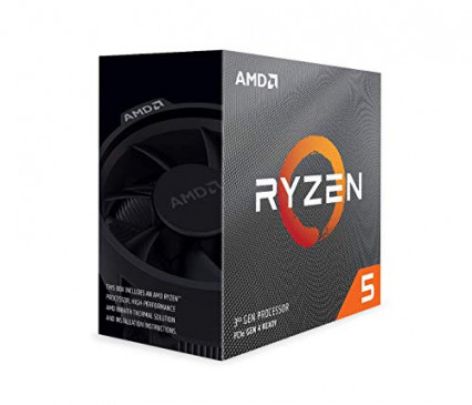 Le processeur : un AMD Ryzen 5 3600