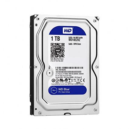 """La mémoire pour les jeux : un disque dur interne 3,5"""" WD 1 to"""