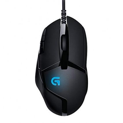 La souris gaming abordable, la Logitech G402 Hyperion Fury