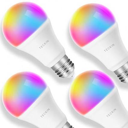 L'ampoule connectée intelligente Teckin