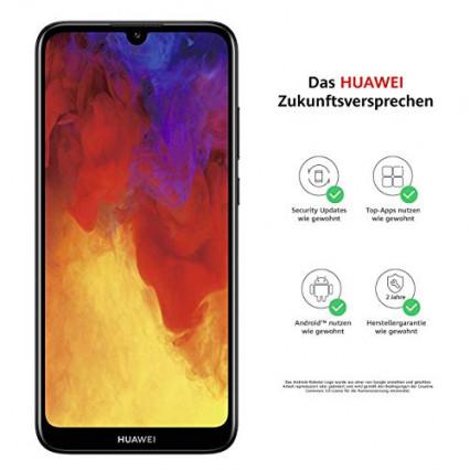 Le smartphone débloqué double nano sim Huawei Y6
