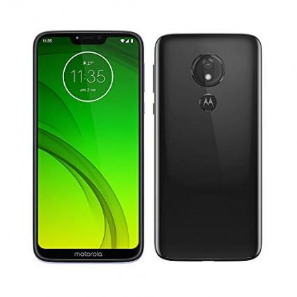 Le smartphone Motorola G7 Power