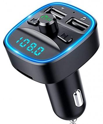 Le transmetteur FM Bluetooth Bovon
