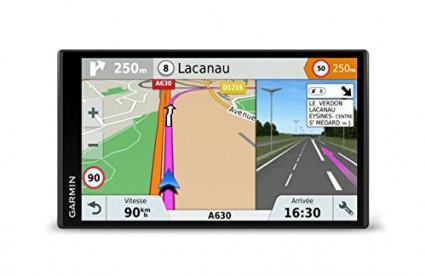 Un GPS comme le Garmin DriveSmart 61