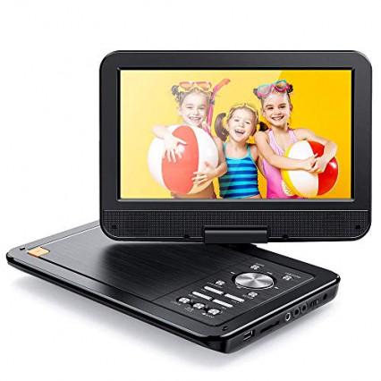 Un lecteur DVD portable Apeman