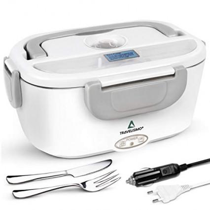 Une lunch box chauffante électrique