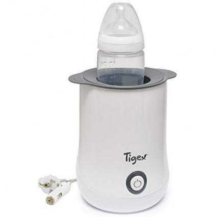 Le chauffe-biberon de voyage Tigex