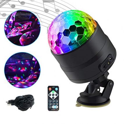 Une boule à facette stroboscope pour faire la fête